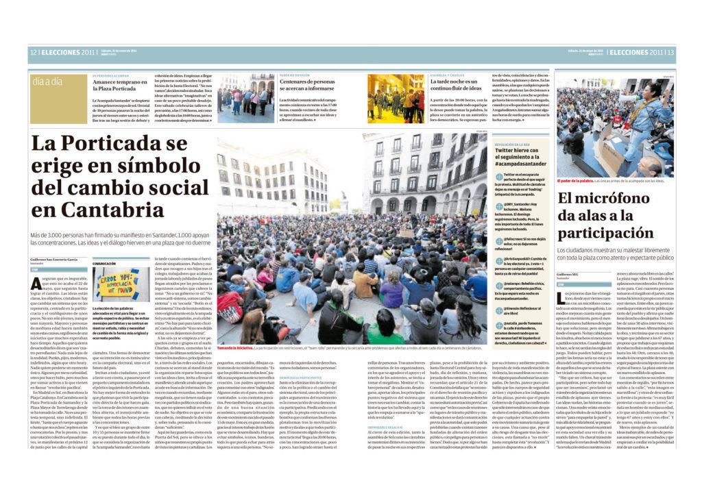 Prensa diaria