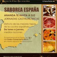 Ananda Jornadas Gastronómicas